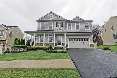 Colonie Single Family Home For Sale: 9 Eagles La