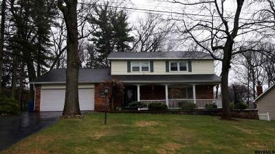 Albany Single Family Home For Sale: 21 Joy Dr