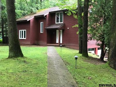 Saratoga County Single Family Home For Sale: 32 Via Da Vinci