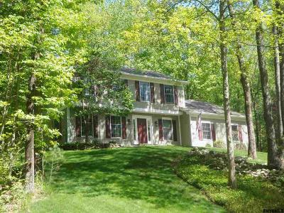 Single Family Home For Sale: 20 Pond Hollow Rd