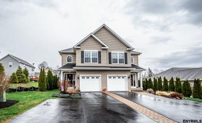 Saratoga County Single Family Home For Sale: 3 Artillery Approach