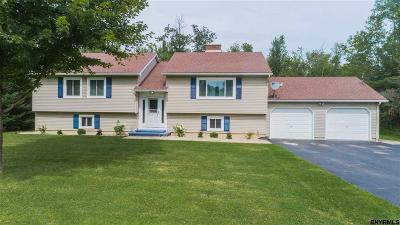 Broadalbin Single Family Home For Sale: 649 County Highway 126