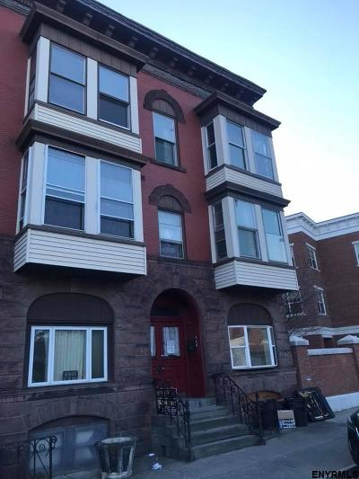 Troy Multi Family Home For Sale: 198 4th St
