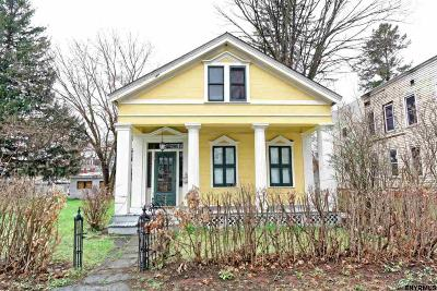 Troy Single Family Home For Sale: 713 Third Ave