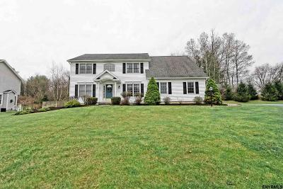 Guilderland Single Family Home For Sale: 101 Van Bael Dr