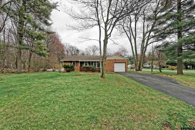 Clifton Park Single Family Home For Sale: 1 Linden Ct