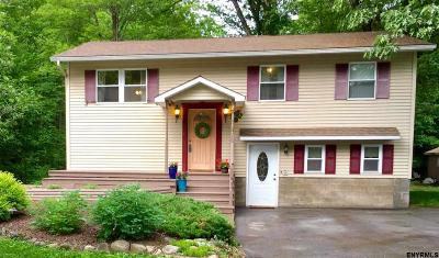 Ballston Spa Single Family Home Price Change: 11 Greybirch Tr