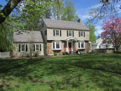 New Scotland Single Family Home For Sale: 8 Westover Rd