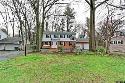 Colonie Single Family Home For Sale: 19 Vandenburg La