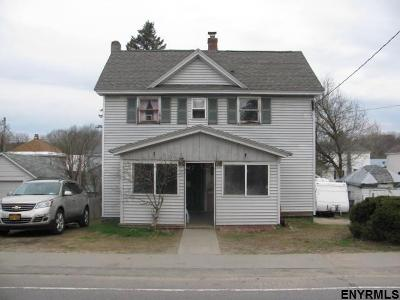 Broadalbin Single Family Home For Sale: 19 Saratoga Av
