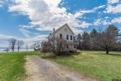 Mayfield Single Family Home For Sale: 124 Gilbert Rd