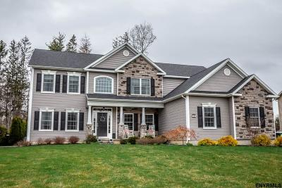 Clifton Park Single Family Home Price Change: 50 Tipperary Way