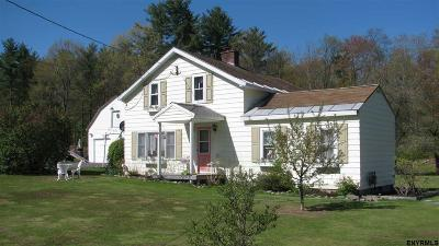 Johnstown Single Family Home For Sale: 405 County Highway 122