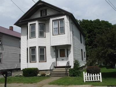 Fultonville Single Family Home For Sale: 37 Union St
