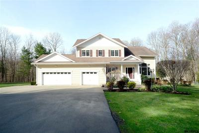 Guilderland Single Family Home For Sale: 401 County Line Rd