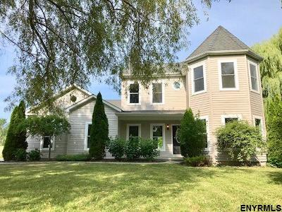 Schuylerville Single Family Home For Sale: 109 Casey Rd