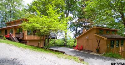 Queensbury, Fort Ann Single Family Home For Sale: 160 Northwest Rd