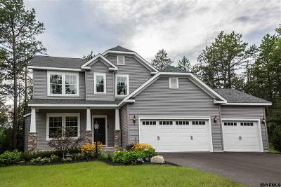 Queensbury, Fort Ann Single Family Home For Sale: 126 Burnt Hills Dr