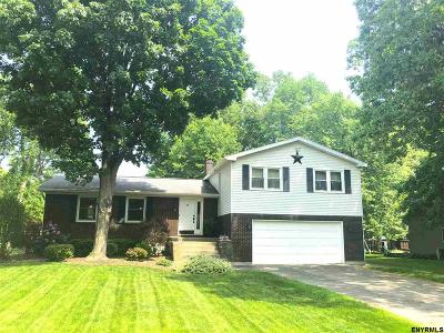 Niskayuna Single Family Home For Sale: 742 Downing St