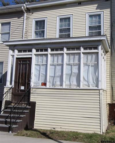 Rensselaer Single Family Home For Sale: 328 Broadway