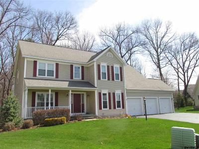 Clifton Park Single Family Home For Sale: 10 Cathywood Ct