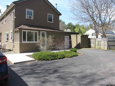 Guilderland Single Family Home Price Change: 1 Camp Ter