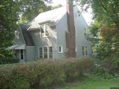 Albany County Single Family Home For Sale: 1013 New Scotland Rd