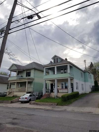 Cohoes Rental For Rent: 318 Saratoga St