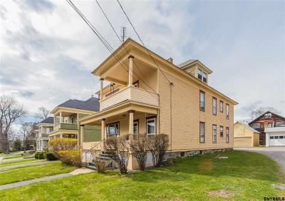Gloversville Multi Family Home For Sale: 5 East State St