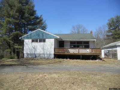 Saratoga County Single Family Home For Sale: 192 Meehan Rd