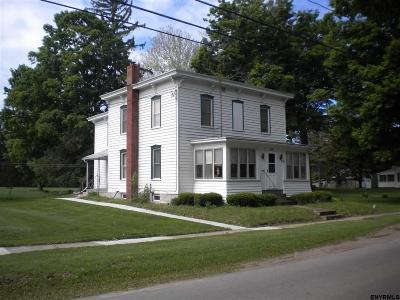 Canajoharie Single Family Home For Sale: 620 Latimer Hill Rd