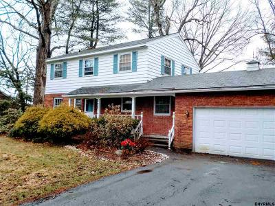 Glen Single Family Home For Sale: 19 Cumberland Pl
