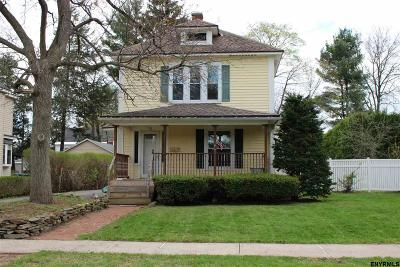 Gloversville Single Family Home For Sale: 35 North Park Dr