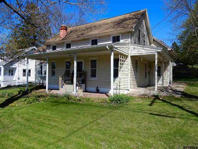 Brunswick Single Family Home For Sale: 925 Hoosick Rd