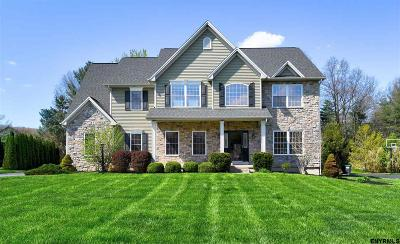 Saratoga County Single Family Home For Sale: 7 Stoney Heights Ct