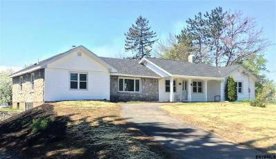 Colonie Single Family Home For Sale: 540 Albany Shaker Rd