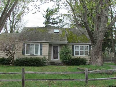Colonie Single Family Home For Sale: 6 Summit Av