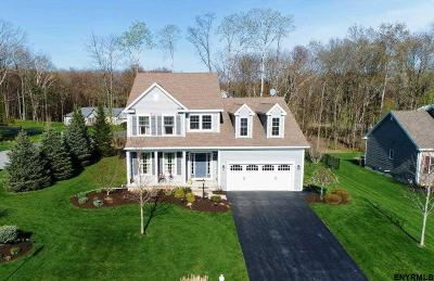 Clifton Park Single Family Home Price Change: 19 Quince Ct