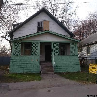 Single Family Home For Sale: 16 Prospect Av