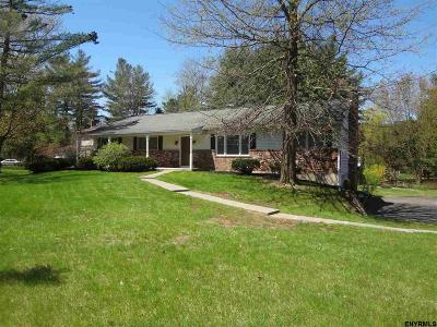 Clifton Park Single Family Home For Sale: 29 Twilight Dr