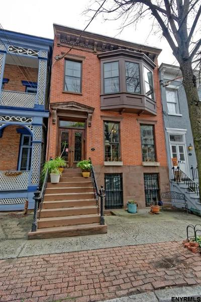 Albany Single Family Home For Sale: 345 Hudson Av