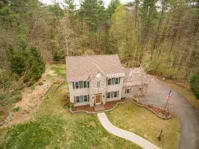 Saratoga Springs Single Family Home For Sale: 12 Bluebird Ct
