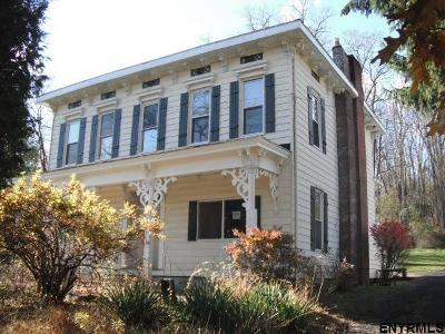 Albany County Single Family Home For Sale: 23 Rockefeller Rd
