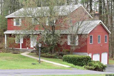 Clifton Park Single Family Home For Sale: 68 Via Da Vinci