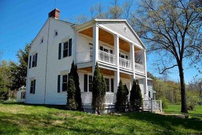 Clifton Park Single Family Home For Sale: 37 Nott Rd
