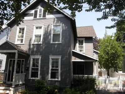 Saratoga Springs Single Family Home For Sale: 23 George St