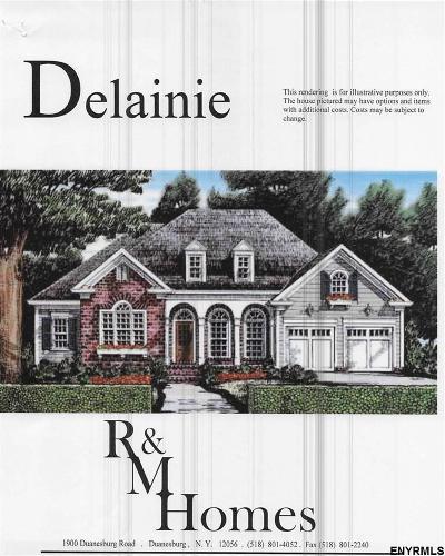 Halfmoon Single Family Home For Sale: 3 Williams Way