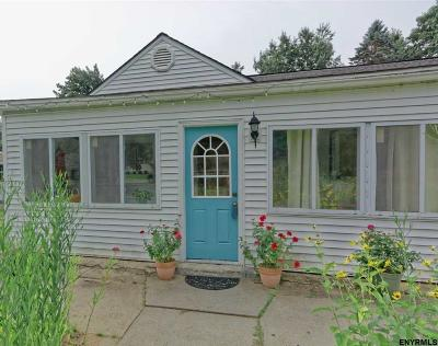 Ballston Spa Single Family Home For Sale: 213 Sunset Av