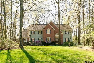 Single Family Home For Sale: 18 Hampshire Pl