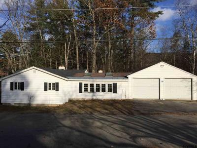 Albany County, Saratoga County, Schenectady County, Warren County, Washington County Single Family Home For Sale: 90 Sagamore Dr